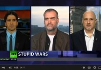 The Failed War on Terror is a success - Ken O'Keefe Debates Stupid Wars