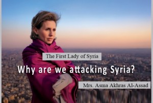 Why are we attacking Syria
