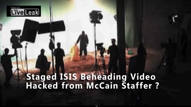 Staged Isis Beheading Hacked 2 copy