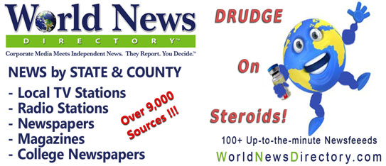 World News Directory and Drudge 9000 copy