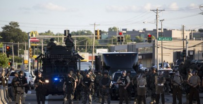 St. Louis police bought Israeli skunk spray after Ferguson uprising