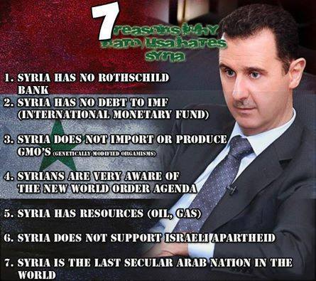 The state of Syria No Central Bankers